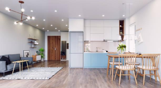 apartment living - rental property