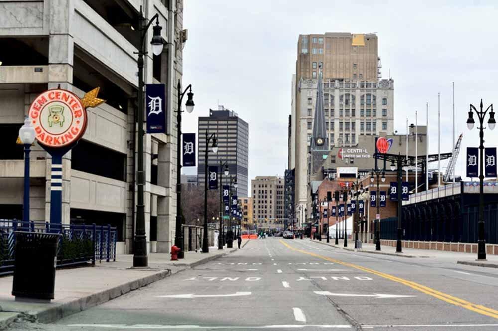 Detroit Michigan (Adams and Brush)