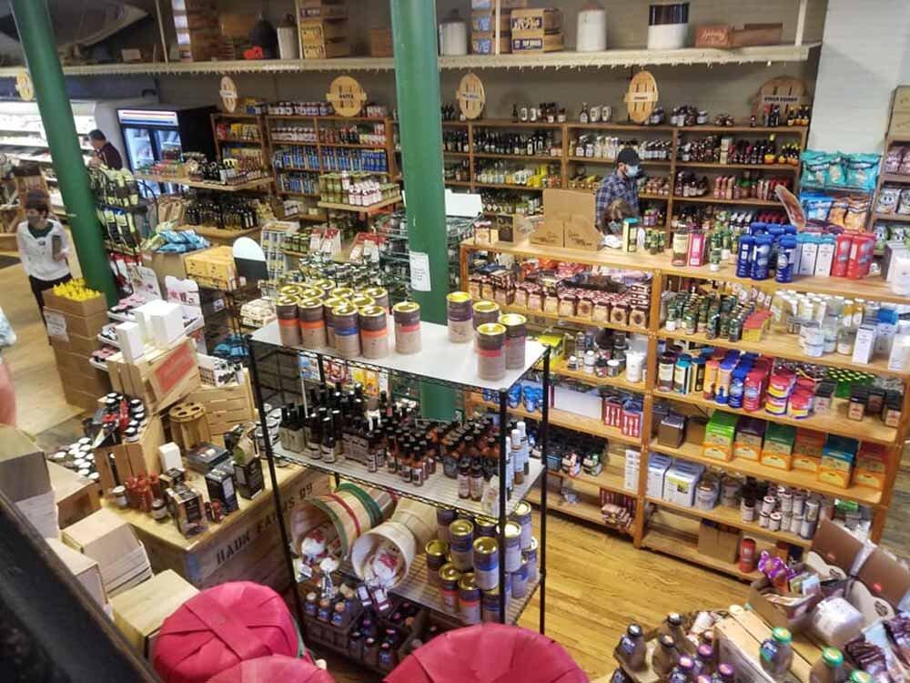 Grocery Detroit