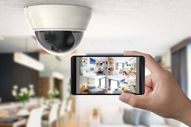 security system security camera