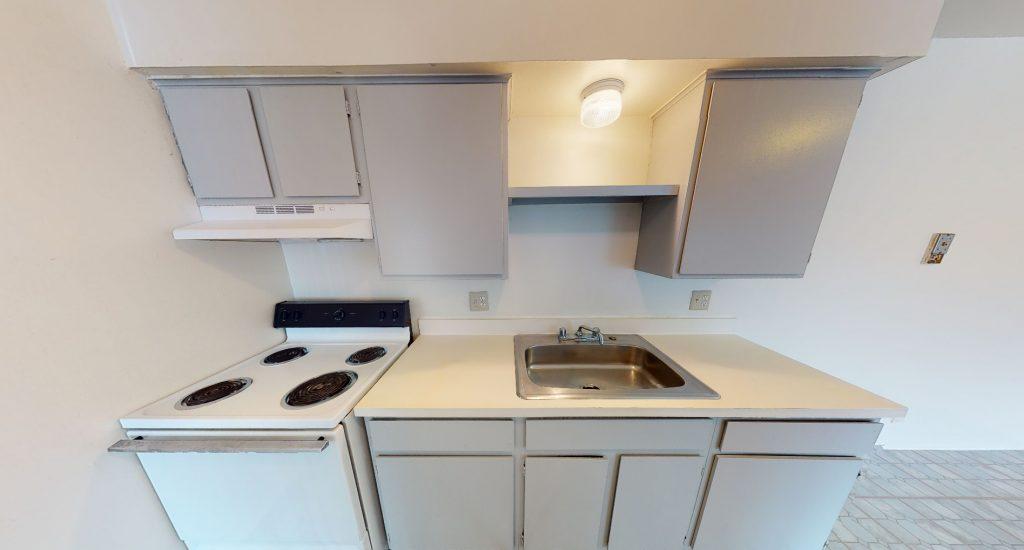 Apartment Kitchen Appliances