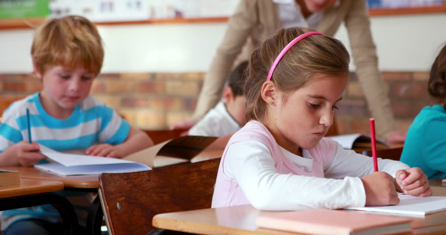 Writing Student
