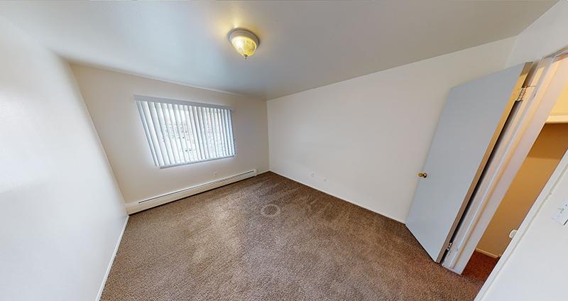 1-Bed Master Suite Bedroom