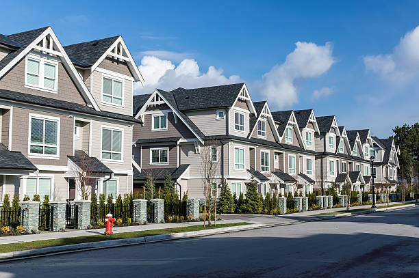 apartment complexes - more space