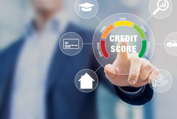 credit reporting agency - major credit bureaus -  credit health - credit card issuer